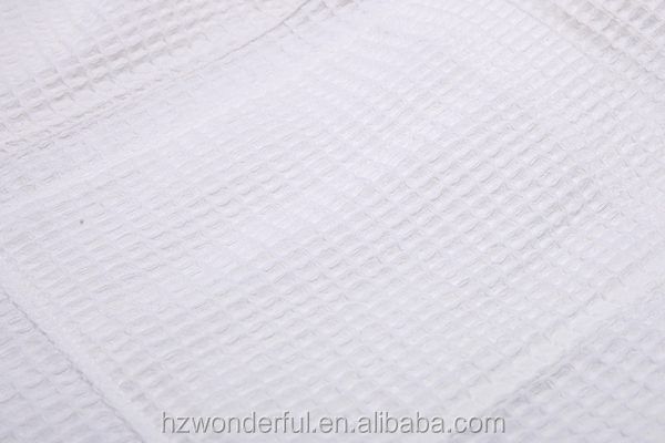 hot product white cotton kimono robe