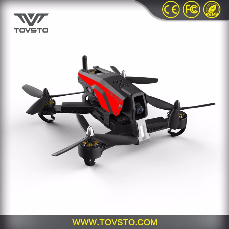 2017 Carbon Fiber Frame RC Indoor High Speed FPV Radio Control Quadcopter OEM Racing Drone With Camera