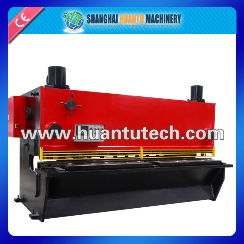 Hydraulic metal cutter roller press for steel, stainless steel backboards