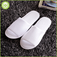 HS4 customized logo slipper for hotel with good quality/hot sale hotel slipper