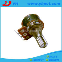 mono with switch 16mm volume control 10k linear potentiometer