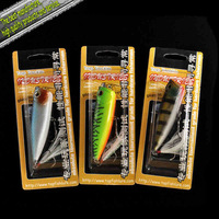 2014 Hot-selling,8colors Fishing bait small size 70mm 12g popper fishing lures fishing tackle free shipping
