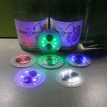 Hot selling factory price colorful CE RoHS LED bottle sticker