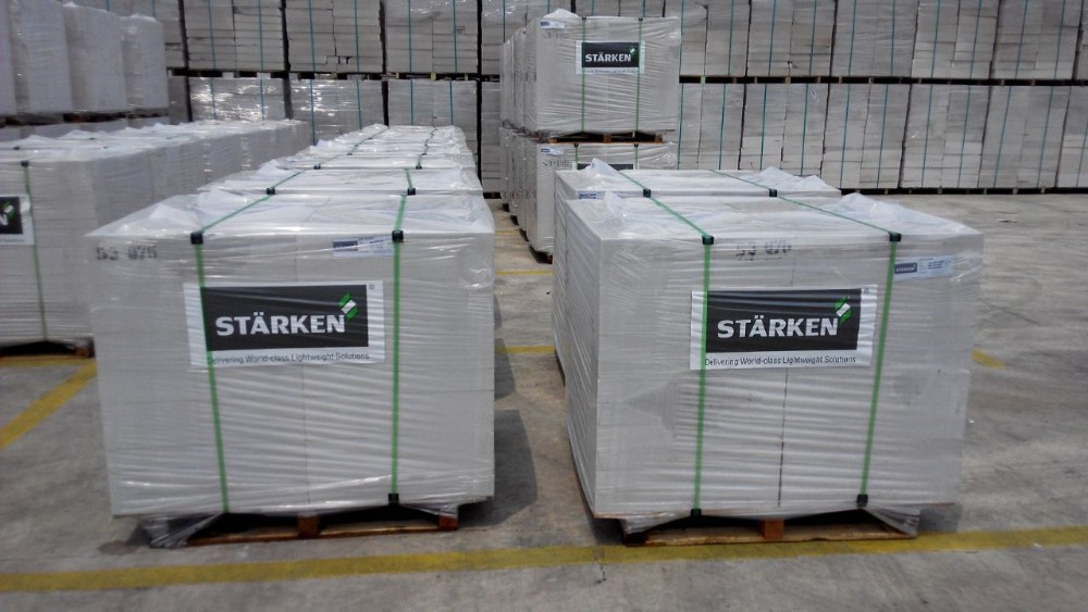 STARKEN AUTOCLAVED AERATED CONCRETE (AAC) BLOCK