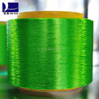 dope dyed polyester yarn 50d-1000d for towel