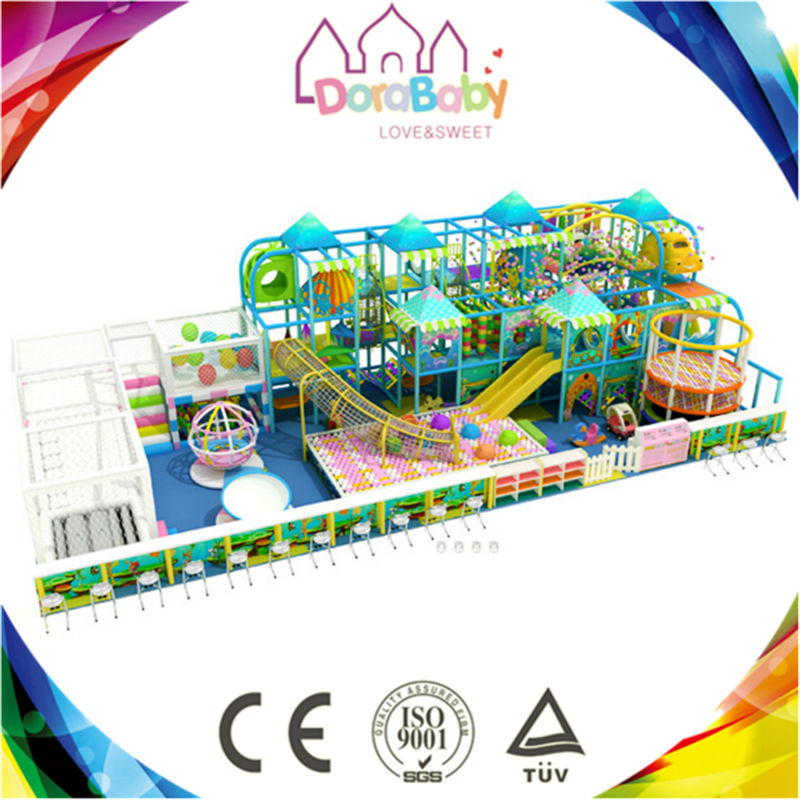 HSZ-<strong>K107</strong> Soft Play Indoor Playground Equipment Kids Activity Games Children playground