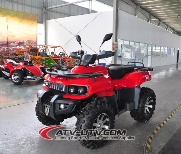 four stroke atv 400cc