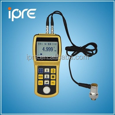 PRUT610 ultrasonic through coating thickness gauge