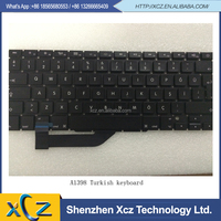 "Brand new 15"" laptop a1398 Turkey Keyboard layout For MacBook retina"