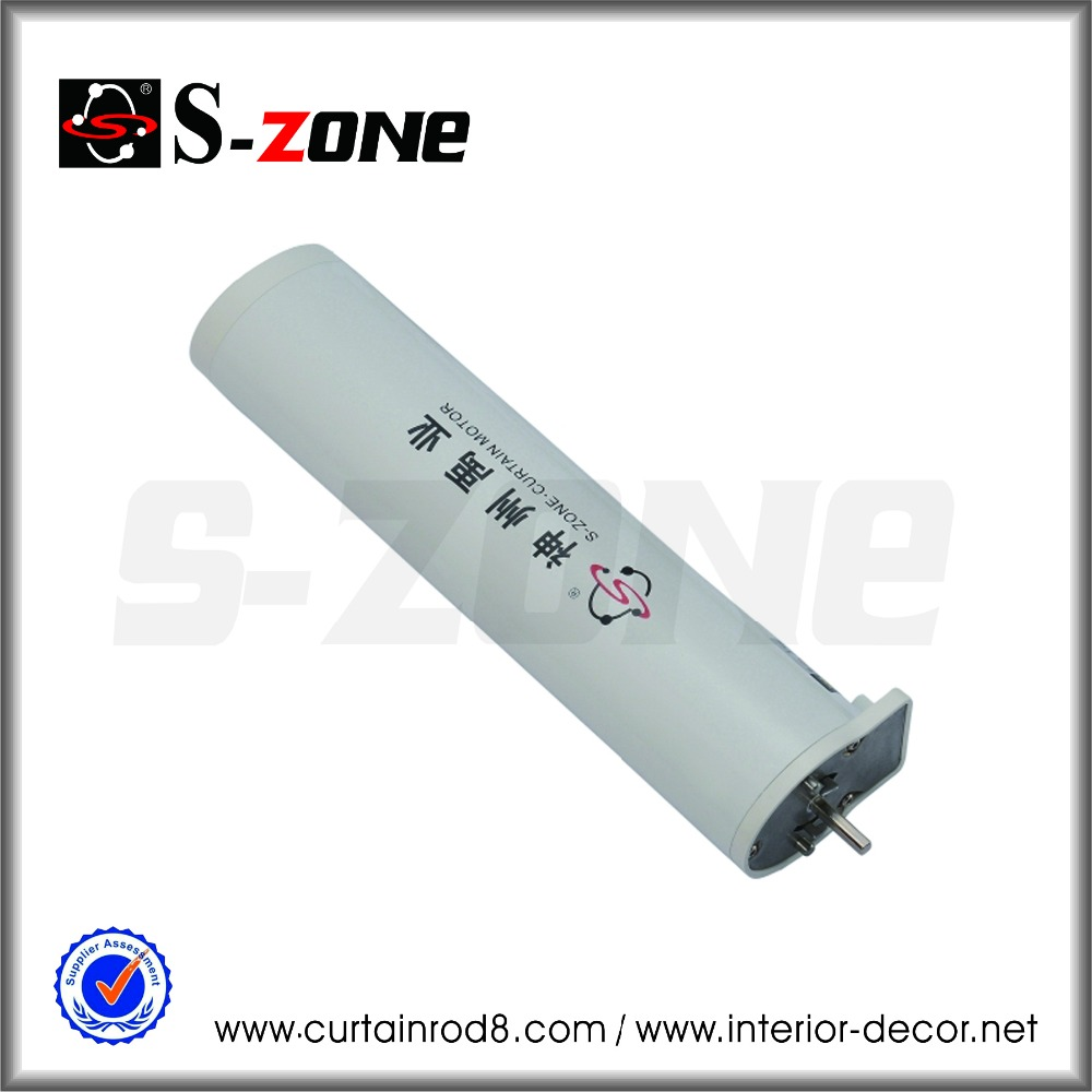 Motorised AC Curtain Motor And Accessories Curtain Remote Control