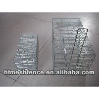 wire rat trap cage electric galvanized