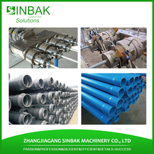 63mm house plumbings pvc pipe making machine construction plastic pipe extrusion machinery