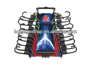 Assorted bungee rope/cord pack