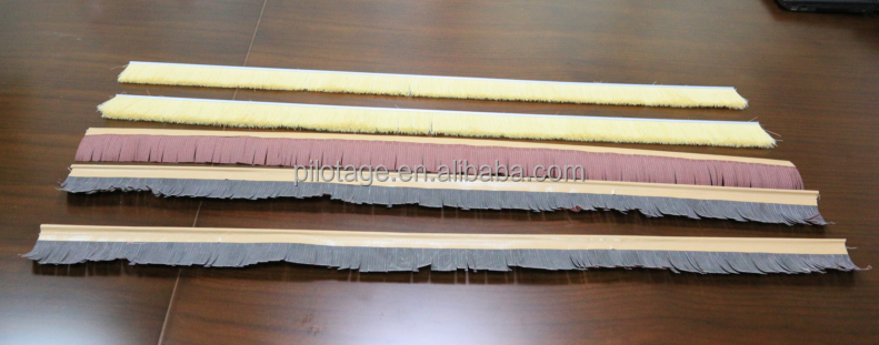 Cleaning polishing sanding cloth threadlike brush