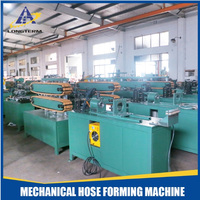 corrugated steel pipe making machine manufacturer