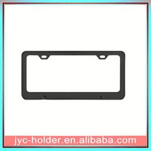 Fashion metal license plate frame H0Tbe front car license plate