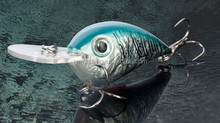 28mm 2g hard plastic lure colorful small crank bait fishery