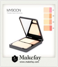 Wholesale !!!Professional face makeup foundation pressed powder