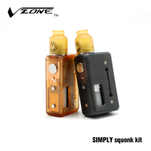 Vzone Simply Squonk Kit Vape Mod with 510 Oil Vaporizer Cartridge for Sale in Shenzheen