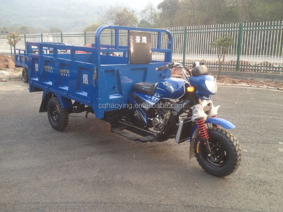 Ghana Market New Apsonic Reliable Factory Top Quality Three Wheel Motorcycle