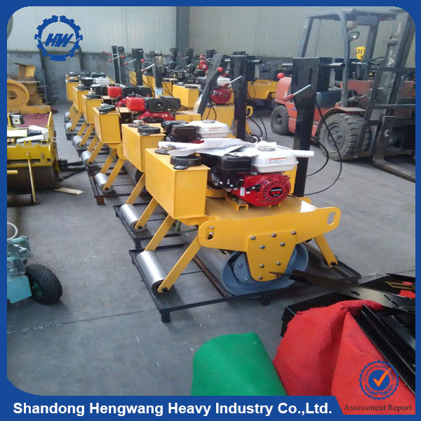 High Quality manual single drum used asphalt rollers for sale
