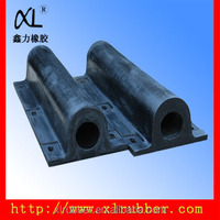 SGS/CQC EPDM Dock/jetty Cylinder port rubber marine fender/cylindrical rubber fender