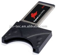 Express card 34/54 Exprescard to Cardbus/ PCMCIA Adapter based XIO2000
