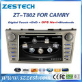 ZESTECH WinCE6.0+A8 CHIPSET 8 inch Car audio with HD touch screen Car audio GPS for toyota CAMRY 2007-2011