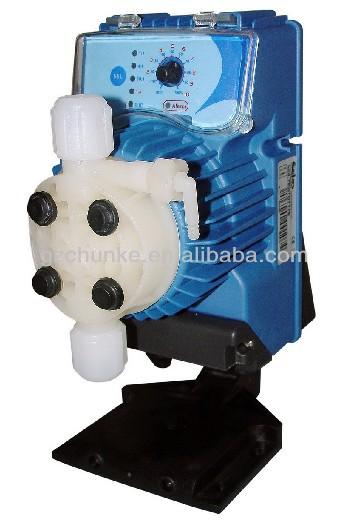 CHUNKE good quality dosing pump for water treatment plant and chemical industrial