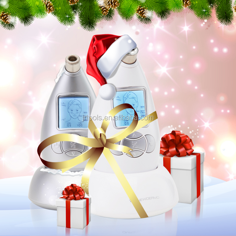 hot christmas gift in 2015 skin care product microdermabrasion machine