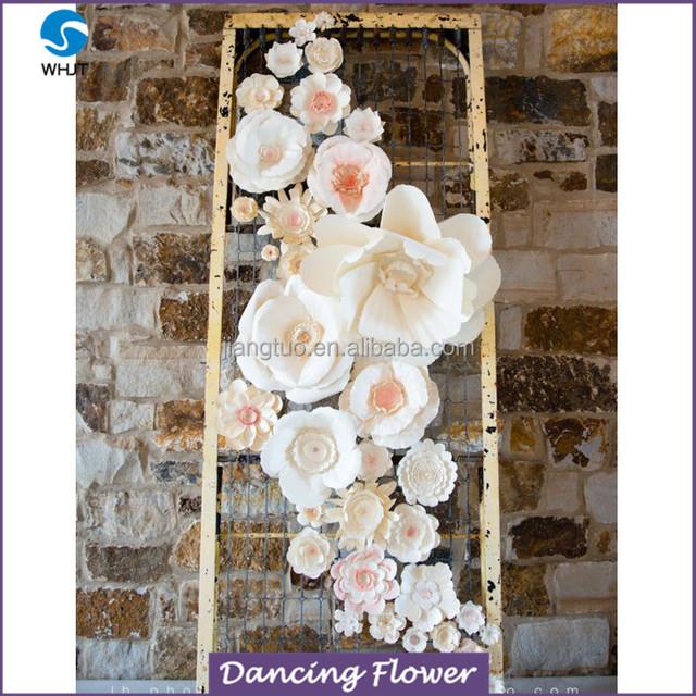 New Design 3D Paper Flowers Shadowbox Frames (OTAH-21)