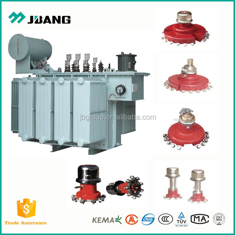 Jubang 3 phase 50Hz big capacity 33kv oil immersed electrical power transformer