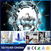 2015 Game Machine Children Funny Games 7D Equipment 7D Cinema System With China Free Movies