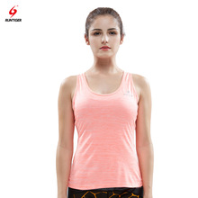 OEM Ladies Sports Clothing Four way stretchy Lightweight Sport Tank Top