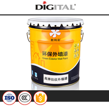 Excellent waterproof performance high elastic stretch marks exterior wall paint