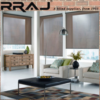 RRAJ Roller Curtain Blinds and Building Sunshade