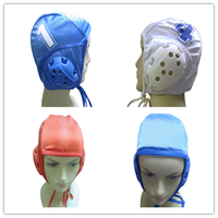 Waterproof Nylon Material funny Waterpolo swimming cap