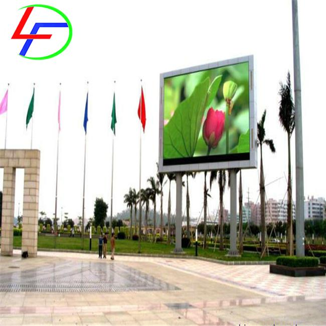 digital display screen gas price lecede p10 indoor full color led module/led pannel alibaba sign in
