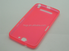 Soft Jelly Glossy Case Cover For Alcatel One Touch 8020 OT 8020D For TCL N3 Y910