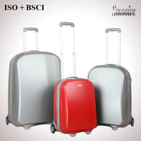 Unique Cheap 3 Pieces Trolley Luggage