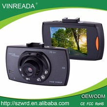 720p hd car dvr travelling data recorder vehicle g30 car black box