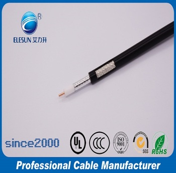 3D-FB Foam PE insulation coaxial cable