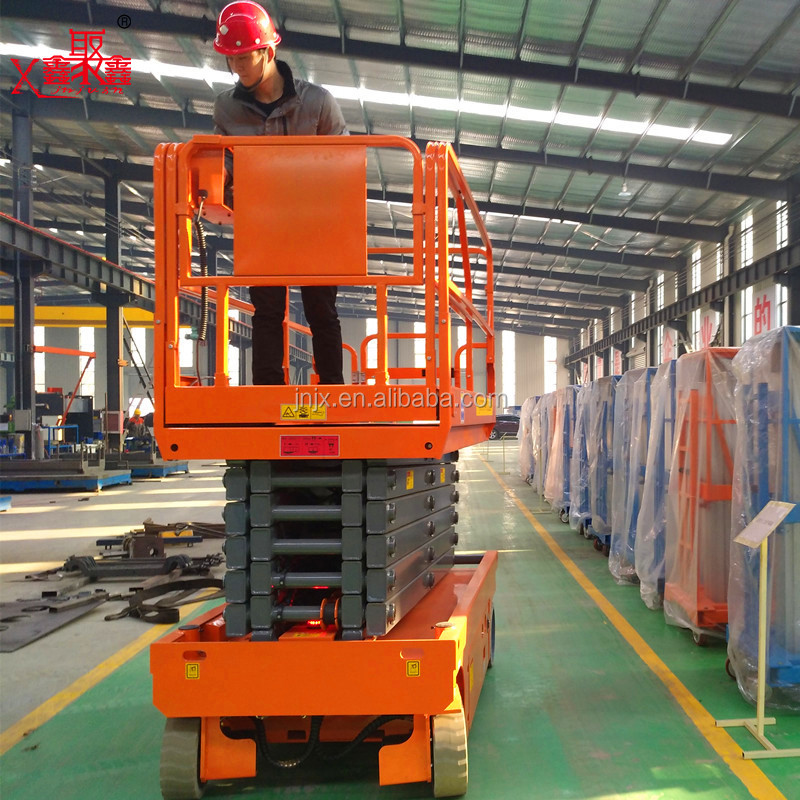 High Efficient Agriculture Farming Used Scissor Lift For Picking Fruit