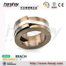 China factory supplier bimetal spiral spring