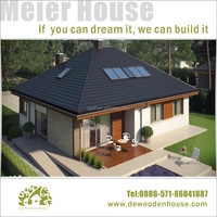 Light Gauge Steel Affordable House Prefabricated