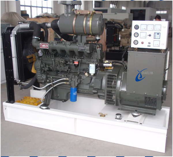 10KW used diesel welder generator for sale