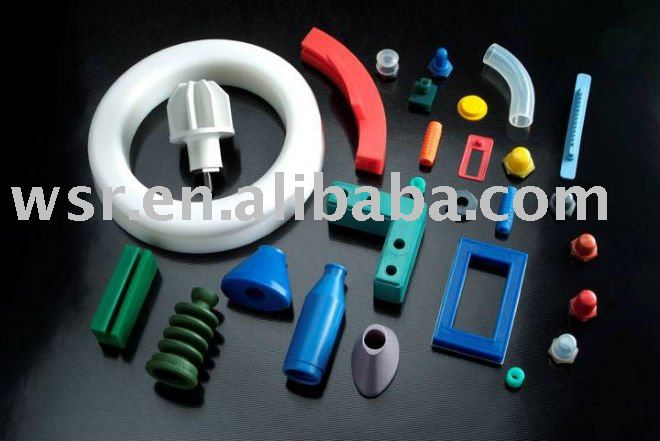 OEM molded silicon rubber parts