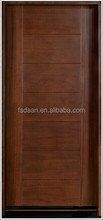 2014 hot sale big engineering solid wood hemlock interior doors