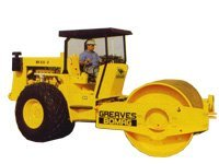 Greaves Bomag Single-Drum Vibratory Rollers BW 212-2 (2A)