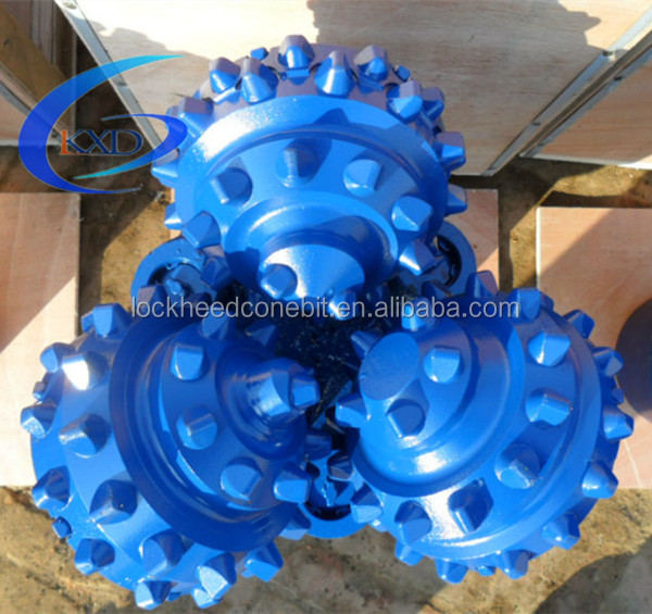 Tricone Rock Roller Drill Bits For Rock Drilling